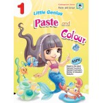 Little Genius  Paste and Colour 1