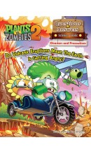 Plants vs Zombies 2 – Questions & Answers Science Comic ●Disasters and Precautions- Do Volcanic Eruptions Mean The Earth Is Getting Angry?