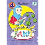BELAJARLAH MENULIS JAWI 4
