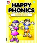 HAPPY PHONICS WORKBOOK 3