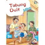 (2) TABUNG DUIT MIKO