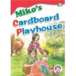 (3) MIKO'S CARDBOARD PLAYHOUSE